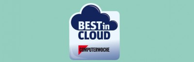 Best in Cloud. Computerwoche.