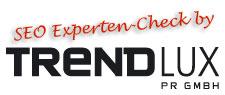 Zum SEO-Expertencheck by trendlux