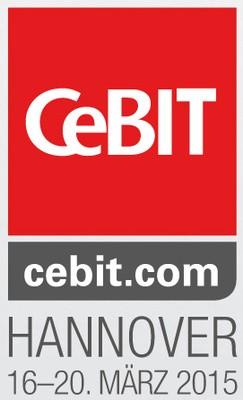 CeBIT 2015 Logo