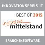 Innovationspreis Branchensoftware 15