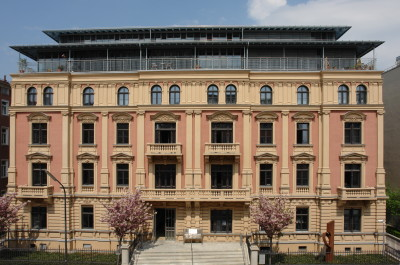 Hauptsitz der MÜNCHENER VEREIN Versicherungsgruppe in München
