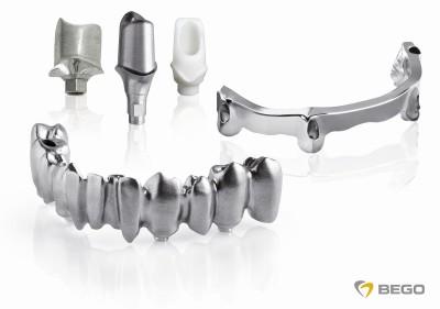 Produktbild: Implantatprothetik Komposition von BEGO