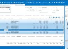 Screenshot: Frisch, klar und aufgeräumt – so präsentiert sich die neue Bedienoberfläche von pds Software 3.0