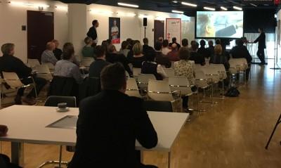 Bild: Start der pds Unternehmertour 2016 mit der Hup-si GmbH in der Red Bull Arena in Leipzig