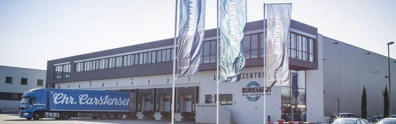 Hauptsitz der Burkhardt Reifen- und Fahrzeugservice GmbH + Co. KG im baden-württembergischen Bruchsal