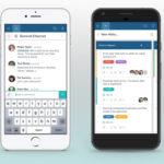 Screenshots: Die Taskworld Projektmanagement-App für iOS und Android informiert u.a. per Push-Benachrichtigung über eingegangene Direktnachrichten, Task-Updates oder Kommentare.