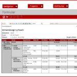 """Screenshot: Mit verna Mit """"verna"""" hat LANOS erstmals eine Lösung entwickelt, die eine einfache, transparente Verwaltung von Verwendungsnachweisen erlaubt und diese in einem automatisierten Verfahren direkt aus der DATEV Buchhaltung erzeugt."""