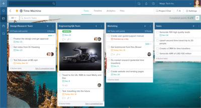 Screenshot: Taskworld ist eine führende Projektmanagement-Software, die eine effektive Zusammenarbeit mit Teams, Kollegen, Kunden, Partnern oder Freunden auf der ganzen Welt ermöglicht.
