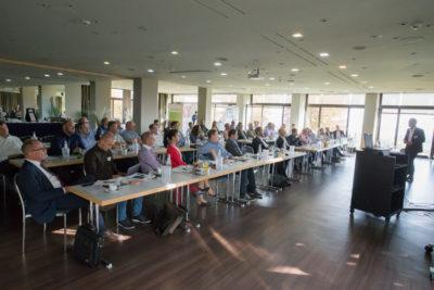 """Das VLEX Anwenderforum am 16. und 17. Oktober im Schlosshotel Kassel hat bereits einen ersten Vorgeschmack für die Dimension """"4.0"""" geboten."""