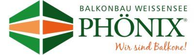 Logo Phönix Balkonbau Weißensee