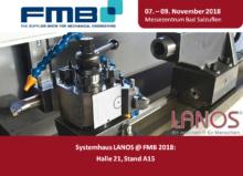 IT-Systemhaus LANOS auf der FMB Zuliefermesse Maschinenbau