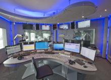 ANTENNE BAYERN verfügt über das modernste Sendestudio in ganz Europa (Bild: ANTENNE BAYERN)