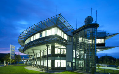 Das Funkhaus von Deutschlands beliebtestem Radiosender (Bild: ANTENNE BAYERN)
