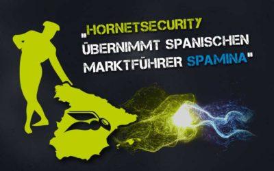 Hornetsecurity übernimmt spanischen Marktführer Spamina (Bild: Hornetsecurity)
