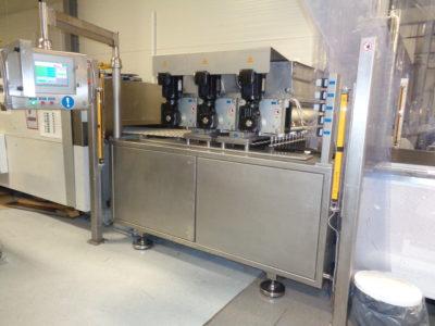 Das Leistungsspektrum von AJS umfasst die Eigenentwicklung, Konstruktion und Fertigung von Sondermaschinen u.a. für die Lebensmittel-, Keramik- und Automobilindustrie Maschinen. (Bild: AJS GmbH)