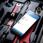 Betriebsmittel auch von unterwegs immer im Zugriff über die pds Werkzeug App (Bild: pds GmbH)