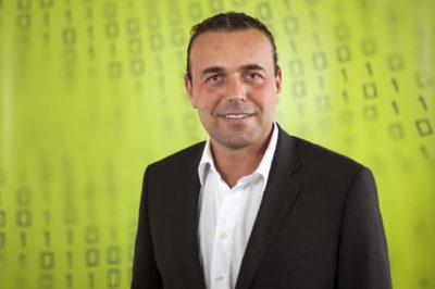 """""""Die rasant wachsende Nachfrage nach zusätzlichen Sicherheitslösungen für Office 365 ist nicht unberechtigt. Allein 2019 vervierfachte sich die Zahl der Angriffe auf die E-Mail-Konten der Nutzer"""", erklärt Daniel Hofmann, CEO von Hornetsecurity. (Bild: © Hornetsecurity GmbH)"""