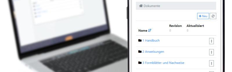 imsBase ist ein integriertes Datenschutz-Managemensystem aus der Netzlink Cloud, das Unternehmen und Datenschutzbeauftragten eine einfache, zentrale Verwaltung ihrer Datenschutz-Dokumentationen erlaubt (Bild: Netzlink Informationstechnik GmbH).