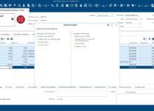 Rechnungsprüfung in der pds Software: Abweichungen zu den Einkaufsvorgängen sind sofort sichtbar. Darüber hinaus können sich Anwender der pds Software den Rechnungsbeleg als PDF ansehen und diesen digital kommentieren. (Bild: © pds GmbH)