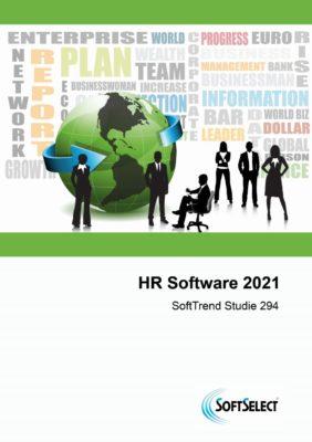 SoftTrend ST294 HR-Software Studie 2021