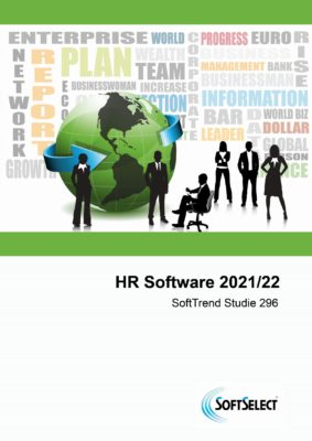 SoftSelect Studie HR- Software 2021 / 2022 (© www.softselect.de) ab sofort erhältlich